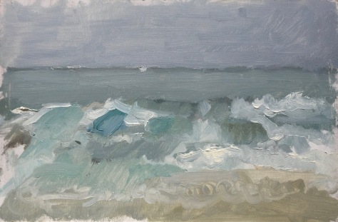 November sea